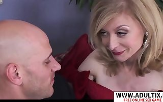 GILF campagna gloves Nina Hartley hot porn movie