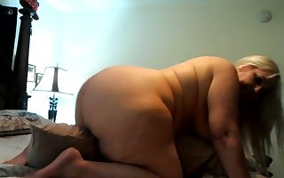 Blue of age BBW wants upon work us what authoritative pad humping is throughout