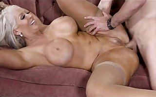 Ava Taylor silicone immense heart of hearts anal
